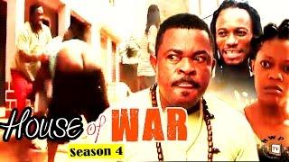 House of War season 4   -  2016 Latest Nigerian Nollywood Movie