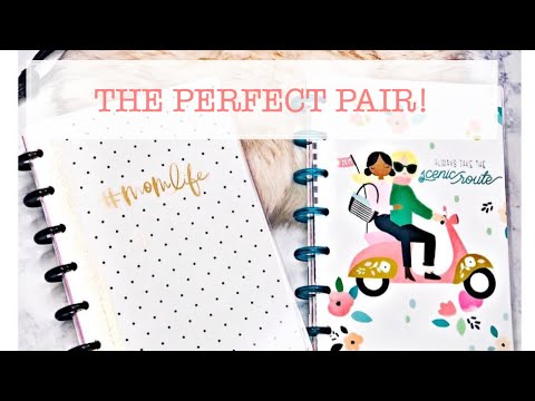 Mini Happy Planner Update- Girl Gang And Super Mom Combo
