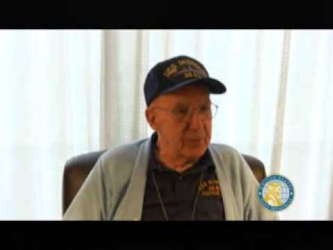 USNM Interview of Partick McGough Part Two The Grounding of the USS Missouri and the Korean War