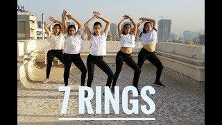 7 RINGS| Ariana Grande| Dance cover| Aradhita Maheshwari