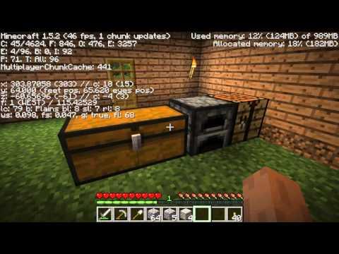 מיינקרפט - איך משחקים מיינקרפט - פרק 2 (Minecraft Survival Guide) בסדרה נעבור על כל מה שצריך כדי לשרוד במיינקרפט, וגם איך לעשות דברים מגניבים.