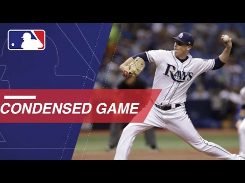 Condensed Game: KC@TB - 8/20/18