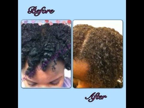 Shea Moisture Hair Color Review