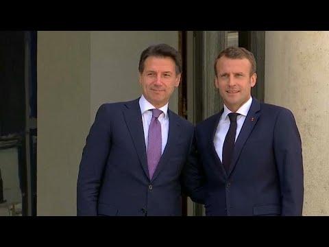 Macron und Conte wollen Dublin-Verordnung ändern