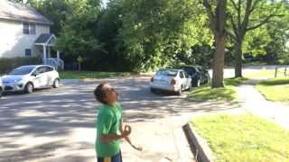 Carter Altruda Trick Shot Video (Volume One)Filmed in Ann Arbor Filmed 2014 (Volume Two) Coming Soon! Ultimate 175G Used Music:Opening: John Conor (Eminem Mixtape)Labyrinth by Hawaii Part Two