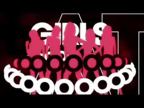 David Guetta feat Flo Rida & Nicki Minaj - Where Them Girls At  HQ