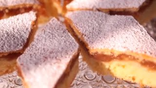 Szarlotka : gâteau polonais à la compote de pommes