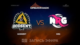 NRG vs GODSENT, game 2