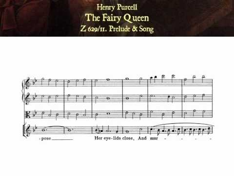 Purcell: Z 629/11. See, Even Night Herself Is Here (the Fairy Queen) - Argenta
