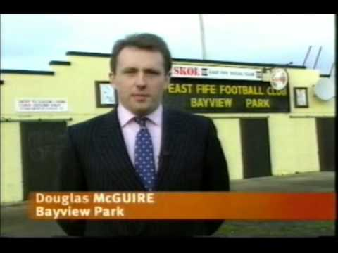 East Fife Fans Cowden Family Song Makes The News