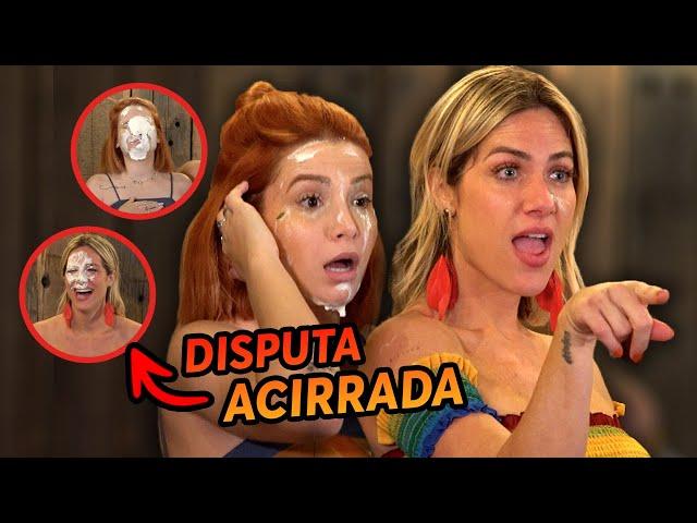 AS PIORES JOGADORAS DO MUNDO??? - TORTA NA CARA COM BRUNA GOMES! - Giovanna Ewbank