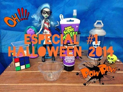 julia - Nesse video especial de Halloween eu mostro um