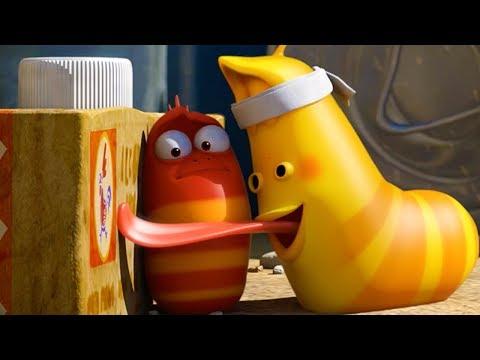 LARVA - BLINDFOLD TAG | Cartoon Movie | Cartoons For Children | Larva Cartoon | LARVA Official - Thời lượng: 40:51.