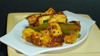 How to make Tangy Paneer - Indian Vegetarian Recipes