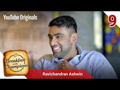 Episode 9 | Ravichandran Ashwin | Breakfast with Champions Season 6