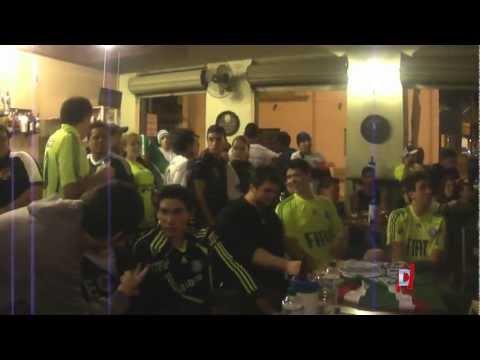 Descalvado News - Cobertura da Final da Copa do Brasil 2012 - Palmeiras Campeão