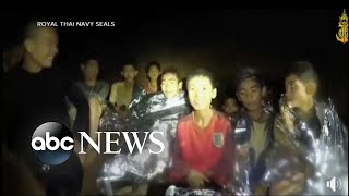 Video How did soccer players survive in Thai cave? MP3, 3GP, MP4, WEBM, AVI, FLV Maret 2019
