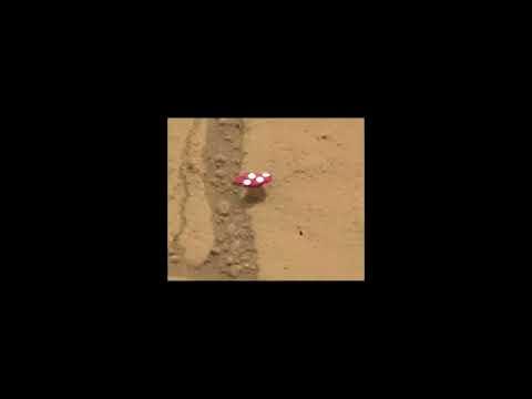 Mushroom on Mars – Mars Anomalies 2014