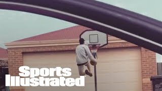 The Drive-by Dunk Challenge is the latest craze taking social media by storm.Subscribe to ►► http://po.st/SubscribeSIFollow the latest NFL news and highlights, with updates on your favorite team and players. Want to know what's up with Russell Wilson, Cam Newton, Tom Brady and more? We've got you covered:http://po.st/PlaylistSI-NFLCan the Cleveland Cavaliers repeat? Will the Golden State Warriors make history again? Keep up with all the important NBA updates, including news on LeBron James, Kevin Durant, Steph Curry and more:http://po.st/PlaylistSI-NBAFrom Bryce Harper and Mike Trout to Clayton Kershaw and Madison Bumgarner, Sports Illustrated brings you the smartest commentary and inside stories on the latest MLB news:http://po.st/PlaylistSI-MLBCheck out the most recent clips and highlights from episodes of SI Now, Sports Illustrated's daily talk show. From interviews with the biggest newsmakers to discussions with our award winning writers and editors, SI Now is your spot for all things  football, basketball, baseball and everywhere else around the world of sports:http://po.st/PlaylistSI-NowThe best of SI's award-winning video storytelling. From household names to the lesser known, SI Films' features and series explore the most powerful stories in sports:http://po.st/PlaylistSI-FilmsCONNECT WITH Website: http://www.si.comFacebook: http://po.st/FacebookSITwitter: http://po.st/TwitterSIGoogle+: http://po.st/GoogleSIInstagram: http://po.st/InstagramSIMagazine: http://po.st/MagazineSIABOUT SPORTS ILLUSTRATEDSports Illustrated offers sports fans trusted, authentic, agenda-free reporting and storytelling featuring sports news, scores, photos, columns and expert analysis from the latest in today's world of sports including NFL, NBA, NHL, MLB, NASCAR, college basketball, college football, golf, soccer, tennis, and fantasy.What Is The Drive-By Dunk Challenge? The Latest Social Media Craze  SI Wire  Sports Illustratedhttps://www.youtube.com/user/SportsIllustrated