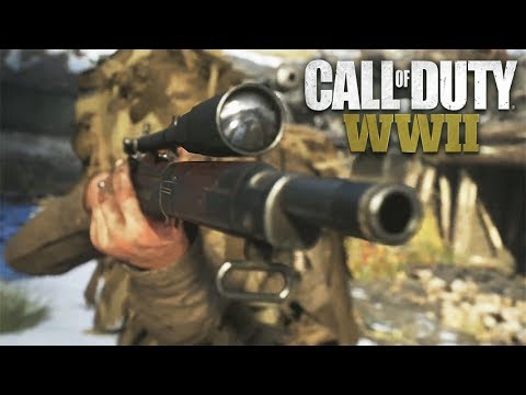 Call of Duty World War 2 Multiplayer Gameplay Reveal (Beta Information)
