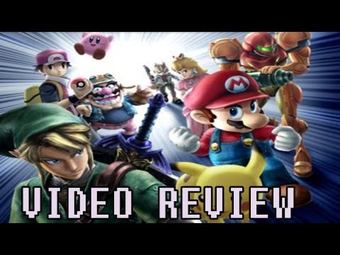 preview-Super Smash Bros Brawl Game Review (Wii)