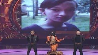 Foto Jadul Zaskia Gotik Terbongkar di Panggung D'Academy Celebrity 2 Video