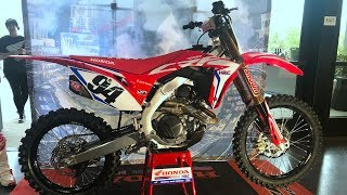 10. First Look 2019 Honda CRF450R Works Edition - Motocross Action Magazine