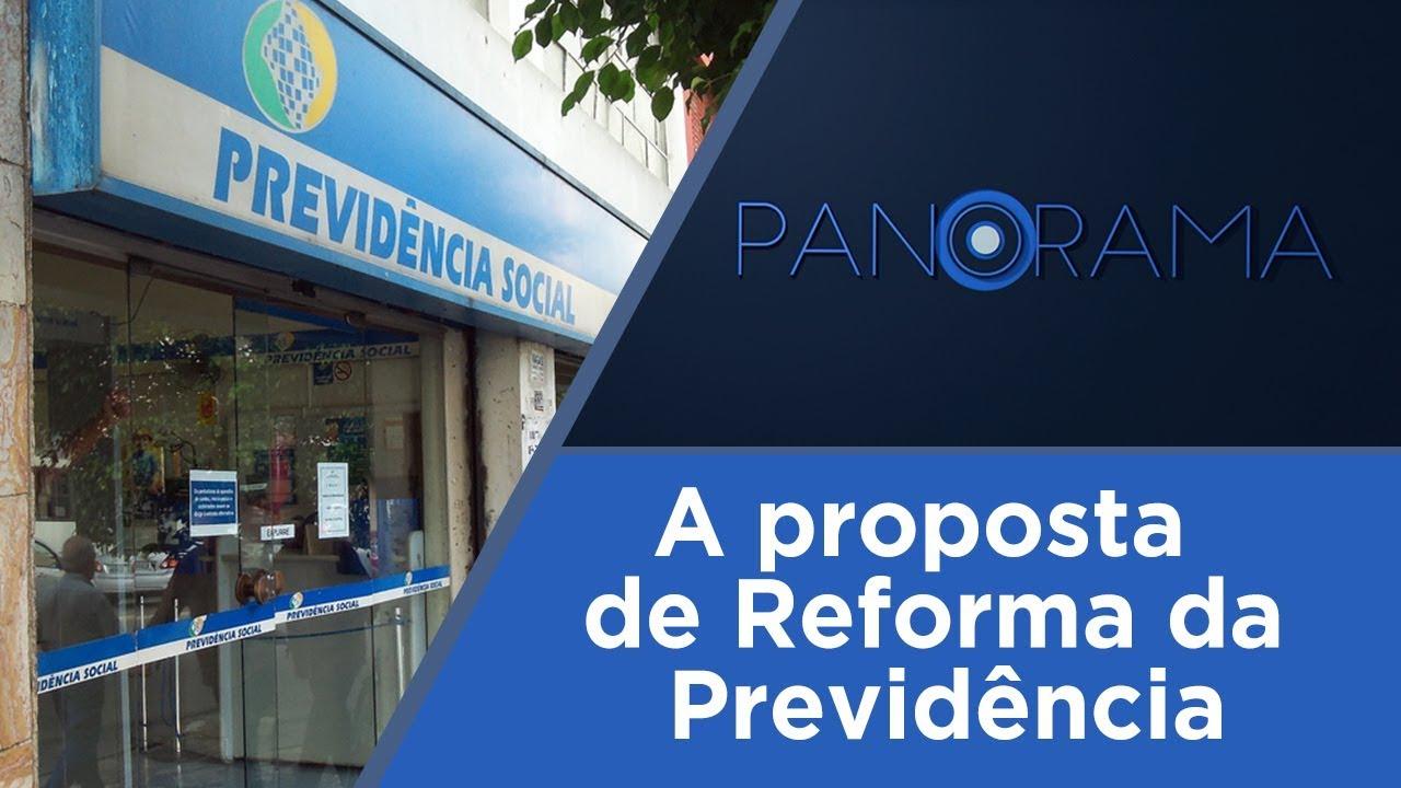 Panorama | Reforma da Previdência  | 21/02/2019