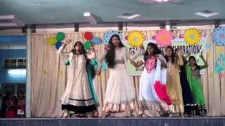Video 9th IIT & regular girls dance on 2014 15 farewell program. MP3, 3GP, MP4, WEBM, AVI, FLV Oktober 2018