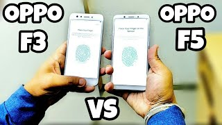 Video Oppo F5 Vs Oppo F3 Comparison Test By Technology Master MP3, 3GP, MP4, WEBM, AVI, FLV November 2017