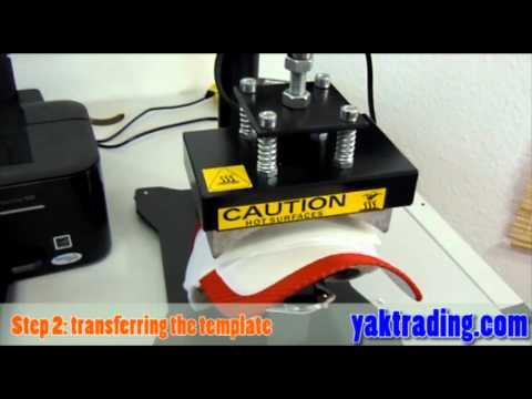 Kappenpresse Cap press prensa para gorras presse à casquettes termopressa yaktrading.com