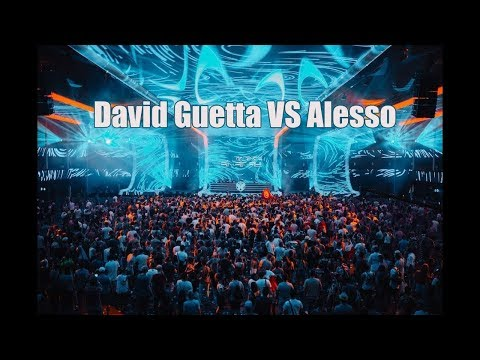 David Guetta - Titanium Alesso REMIX Tomorrowland 2018