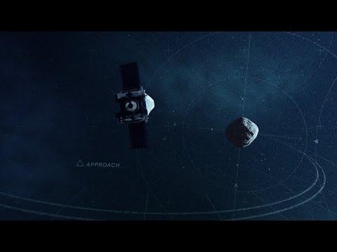 Трейлер космической миссии OSIRIS-REx