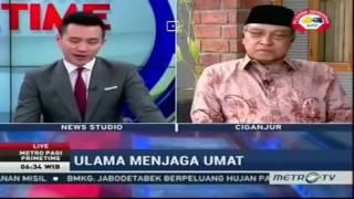 """Video Mau """"Jebak"""" PBNU, Penyiar MetroTV Kaget Jawaban KH Said Aqil Siradj Soal Ahok MP3, 3GP, MP4, WEBM, AVI, FLV Agustus 2018"""
