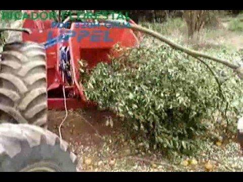 Picador Florestal Lippel PDF 320 H-GRUA