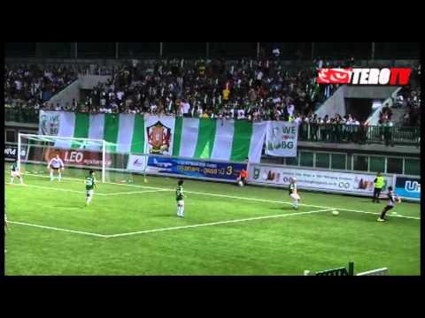 TERO TV Full Hightlight Bangkok Glass FC 0 - 0 BEC-Tero Sasana