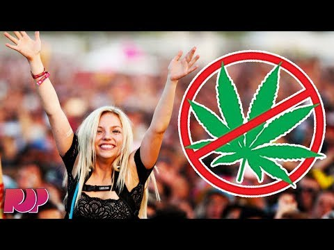 Coachella Bans Marijuana Use