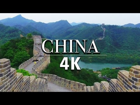 4K Trip of the Great Wall of China