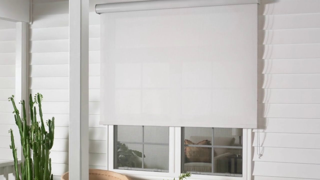 Learn more about glare blocking Bali Exterior Solar Shades, perfect for your patio.