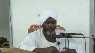 الشيخ حامد آدم : كيف كنا نعلم الغيب جزء 6