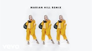 Billie Eilish - Bellyache (Marian Hill Remix/Audio)