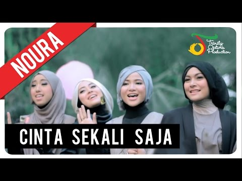 Noura - Cinta Sekali Saja   Official Video Clip
