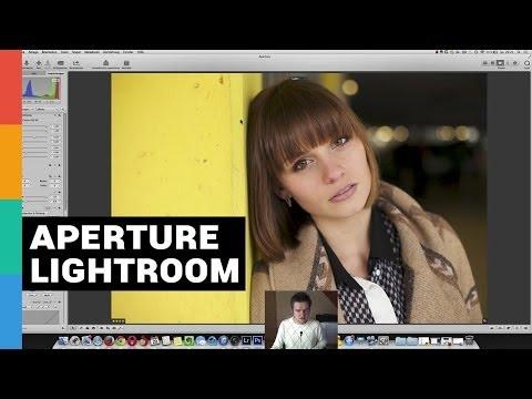 Von Aperture zu Lightroom - Vergleich & Infos für Umsteiger - Unterschiede/Änderungen - HD