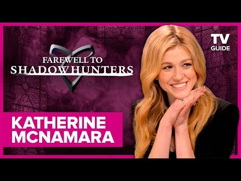 Farewell To Shadowhunters: Katherine Mcnamara Reveals Emotional Moment Filming Final Scene