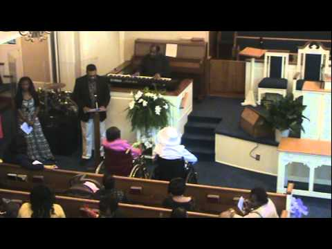Jason Jett - Easter Weekend April 6.7.8 2012 Friendship Missionary Baptist Church Hickory, North Carolina.