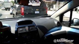 2014 Chevrolet Spark EV Test Drive