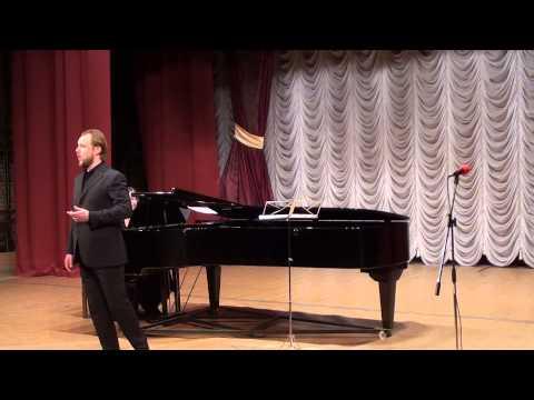 Rodolfo's - V.Bellini - Count Rodolfo's Aria (