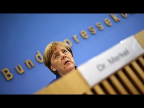 Άνγκελα Μέρκελ: «Θα δίνουμε καταφύγιο σε αυτούς που το αξίζουν»
