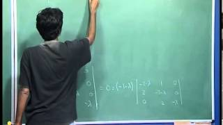 Mod-01 Lec-15 Mathematics for Chemistry
