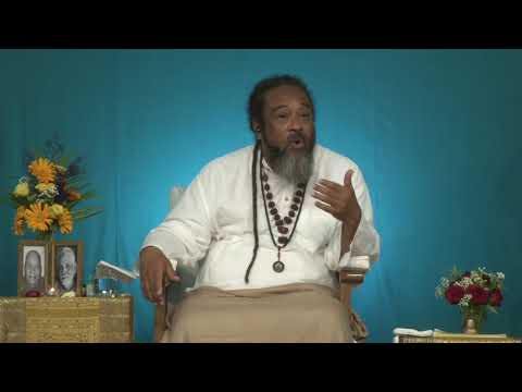 Mooji Advice: The Power of Sangha